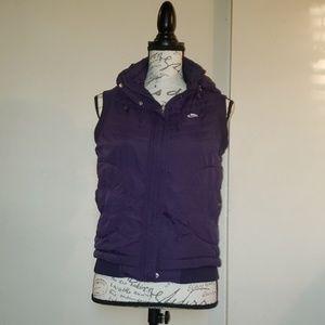 Nike vest jacket